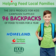 Homeland Stores Partner with Produce for Kids for Healthy Eating Campaign to Support Regional Food Bank