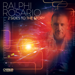 Cover for Ralphi Rosario 2016 Album - 2 sides to the story