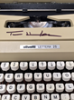 "Tom Hanks has donated an autographed typewriter to this ""F451 Type-In and Exhibit""."