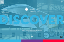 Smithsonian Learning Lab Homepage