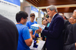 IronBot Presented to Secretary of State John Kerry and Chinese Vice Premier Liu Yandong During the Seventh Annual U.S.-China Consultation on People-to-People Exchange