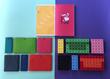 The Fibonacci is a Fully Customizable Laptop Sleeve  Inspiring Users to Create their Case like LEGO Bricks