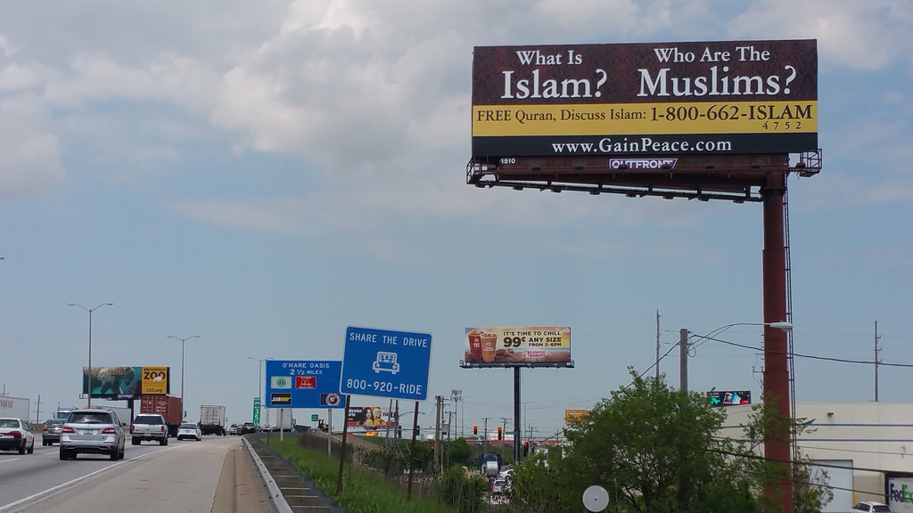 What is your opinion on education via billboards?