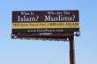 Islam billboard in Chicago