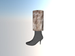 Converta Paws provide an aesthetically decorative boot cover while providing protective features.