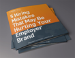 Latest MRINetwork Survey Finds Companies are Making Key Hiring Mistakes