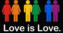 GLBTQ Love is Love