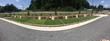 Panorama of Super-Sod of Charlotte's New Turfgrass Exhibition