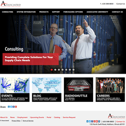 Associated's New Website