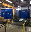 Industrial Ovens to United Tool & Die Company For Heat Treating Aluminum