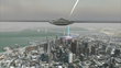 City of San Francisco in iPhone game City Salvation: Drone Wars
