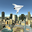 You get to control a drone in City Salvation: Drone Wars