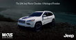 The 2016 Jeep Warrior Cherokee