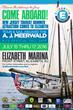 Elizabeth, NJ ~ AJ Meerwald Promotional Flyer
