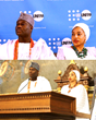 The Ooni of Ife, King Ogunwusi & Queen Wuraola-Zynab Ogunwusi in Historic US Visit: Delivers Powerful Speech to Senate & To Be Honored at White House June 22, 2016