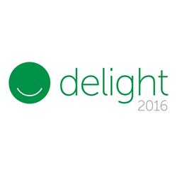 Delight Conference September 26 - 28, 2016