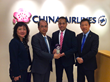 China Airlines Awards CheapOair Five Million Dollar Sales Award