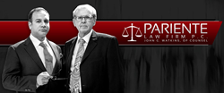 Las Vegas Criminal Defense Attorneys Michael Pariente and John G. Watkins