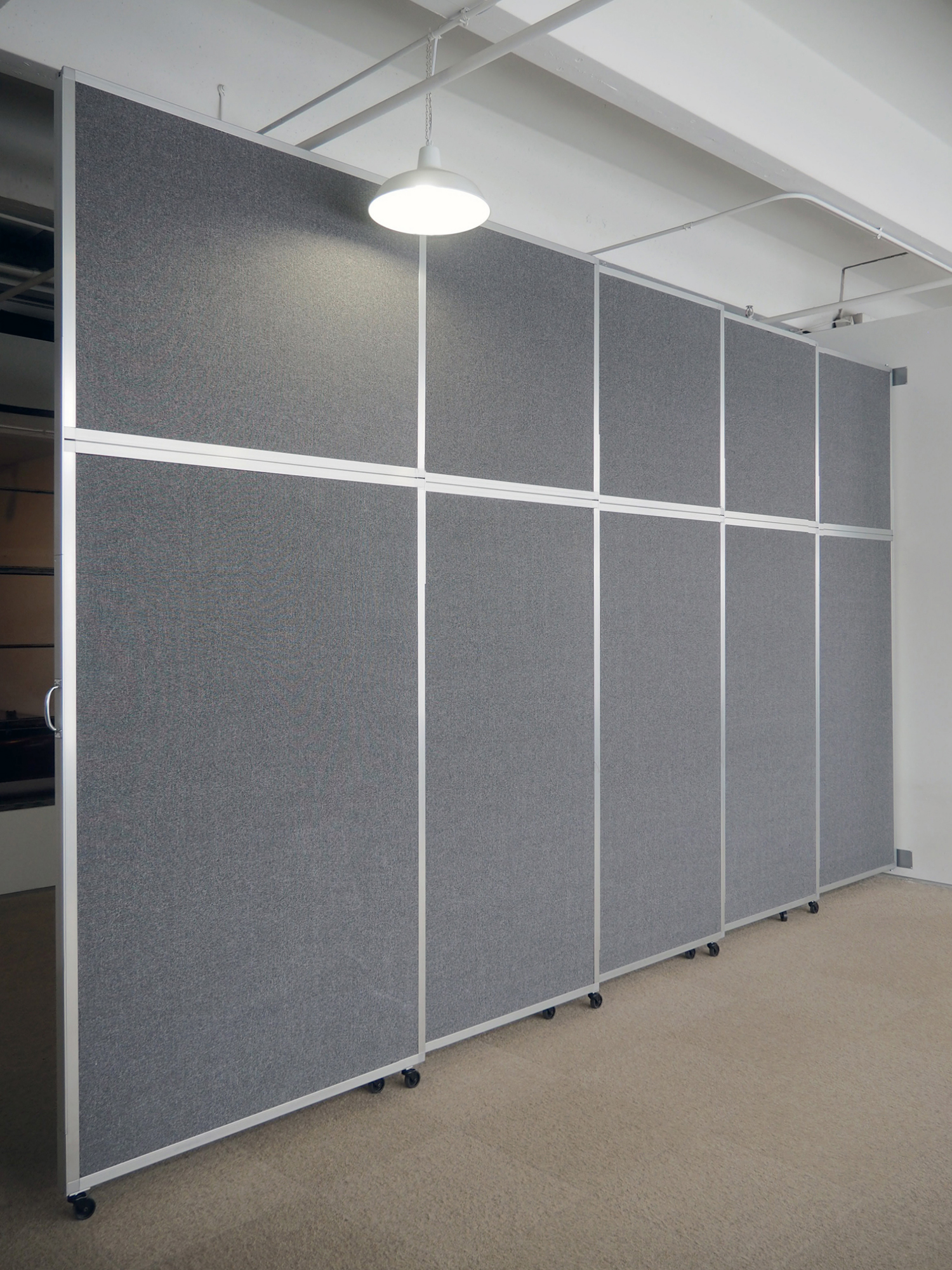 Wall room divider versare operable wall large room dividers reach new heights room divider 360 - Appealing image of home interior design with various walmart room dividers ...