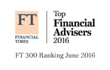Fisher Investments Ranks on FT 300 List for 3rd Consecutive Year