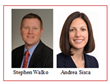 Ivey, Barnum & O'Mara's Stephen Walko and Andrea Sisca Named to Super Lawyers and Super Lawyers CT Rising Star