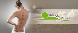 Relieve stress and body pains with the Masseuse!