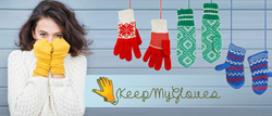 Keep My Gloves is an accessory invention that will ensure that gloves will never go missing again.