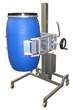 Packline Materials Handling Release New Roll and Barrel Handling Equipment in Stainless Steel with Upright Front Castors