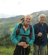 Paul LeRoux and Kent Nelson have hiked in the San Juan Mountains over 40 years.