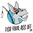 Fish Your Ass Off Logo