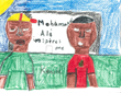 CPDC youth resident Keneth-Ryan's timely 'trailblazer' art submission: Muhammad Ali.