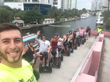 Segway Fort Lauderdale Gives Tours to Dads on Father's Day
