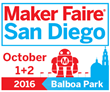 Maker Faire San Diego Returns to Balboa Park October 1-2 and Early Bird Tickets Are On-Sale Now