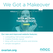 National Ovarian Cancer Coalition Launches a New and Improved Website