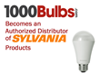 1000Bulbs.com Becomes an Authorized Distributor of SYLVANIA Products