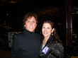 Doobie Brother John McFee with Author Mara Purl