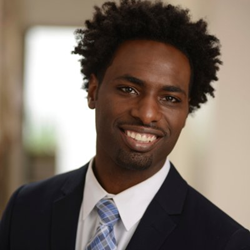 Portrait of Jameel Rush, Jane Advisory Board Member, Organizational Development and Talent Management