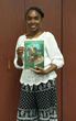 Black American Author Advocates for a Beautiful White Princess