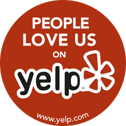 we have got a the people love us on yelp review