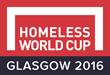 Homeless World Cup, logo
