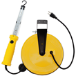 New Bayco 1,200 Lumen LED Work Lights leverage magnets to attract while providing reel convenience