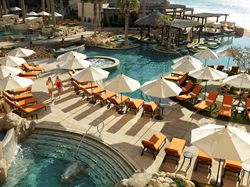 New resort in Cabo San Lucas for an Ad in Delta (SKY) Magazine and Alaska Airlines