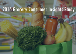 2016 Grocery Consumer Insight Study