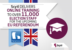 Scytl Election Training UK EU Referendum