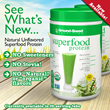 Natural Unflavored Superfood Protein - Now Available!