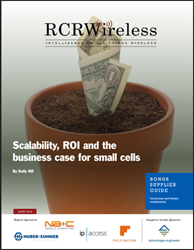 small cells ROI business case scalability