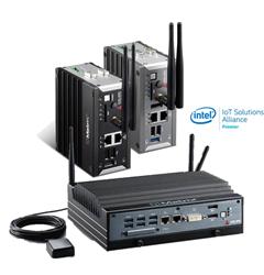 MXE-5400i Series Embedded IoT Gateway Platform