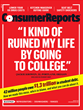 Consumer Reports Partners with Reveal to Investigate the Nation's $1.3 Trillion Student Debt Crisis—what caused it and What People Can Do About It