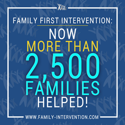 Family-Intervention.com More Than 2,500 Families Helped