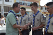 Ban Ki Moon Congratulates Scouts Bringing Peace in Greece